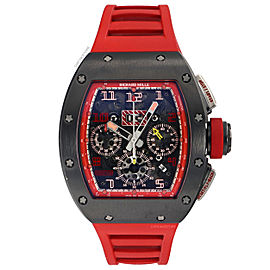 Richard Mille 1st Singapore RM011 42mm Mens Watch