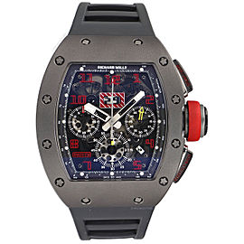 Richard Mille Sand Blast RM011 42mm Mens Watch