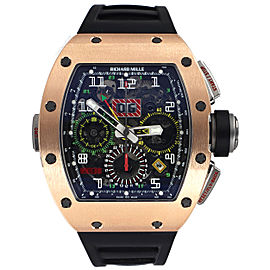Richard Mille GMT RM 11-02 42mm Mens Watch