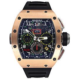 Richard Mille GMT RM 11-02 42mm Mens Watch