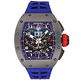 Richard Mille Spa Limited Edition RM 011 42mm Mens Watch