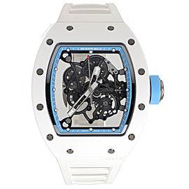 Richard Mille Bubba Watson Asia Edition RM 035 42.7mm Mens Watch