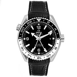 Omega Seamaster Planet Ocean GMT 600m Watch 215.33.44.22.01.001 Box Card