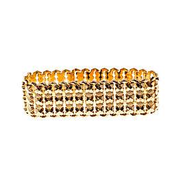 18K Rose Gold Retro Bracelet