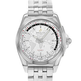 Breitling Galactic WB3510U0/A777-375A 44mm Mens Watch