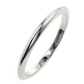 TIFFANY & Co PlatinumPT950 Wedding Ring TBRK-522