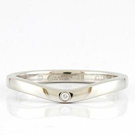 CARTIER Pt950 Platinum diamond Ballerina Ring CHAT-920
