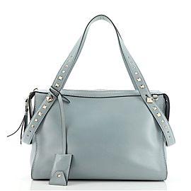 Valentino Lovestud Bowler Bag Leather Medium