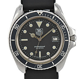 TAG Heuer 1000 Professional 200m 980.006N Quartz Men's Watch