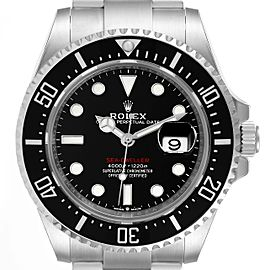 Rolex Seadweller 43mm 50th Anniversary Steel Mens Watch 126600 Unworn