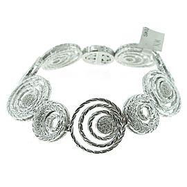 John Hardy Langit Diamond and Sterling Silver Bracelet