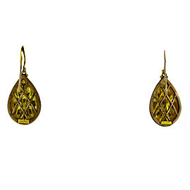 Gurhan 18K Yellow Gold Diamond Earrings
