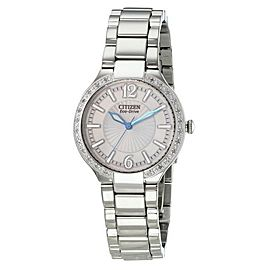 Citizen EP5970-57A Stainless Steel & Diamond 29mm Womens Watch