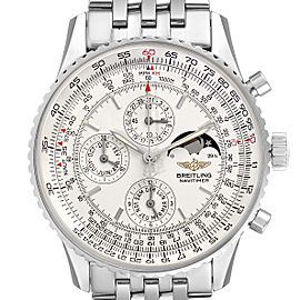 Breitling Navitimer Montbrillant Olympus Moonphase Mens Watch A19340
