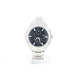 Citizen CA0271-56E Stainless Steel & Black Dial 43mm Mens Watch