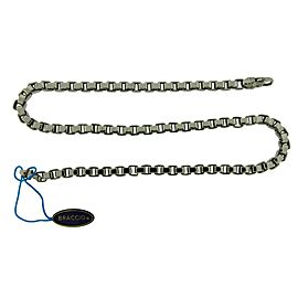 Braccio Stainless Steel Chain