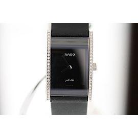 Rado Integral Jubile´ R20759155 Stainless Steel and Diamond 19mm Quartz Women Watch
