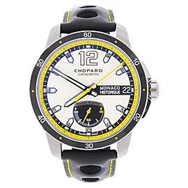 Chopard G.P.M.H Power Control Chronometer Titanium & Steel Mens Watch