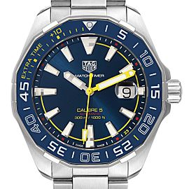 Tag Heuer Aquaracer Shinji Kaga Limited Edition Watch WAY201H