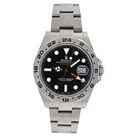 Rolex Explorer II 216570 Stainless Steel 42mm Watch