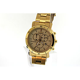 Citizen FB1342-56P Gold Tone Stainless Steel 41mm Unisex Watch