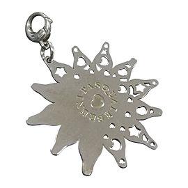 Pasquale Bruni 925 Sterling Silver Le Monde Sun Charm Pendant