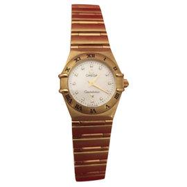 Omega Constellation 11627500 22.5 mm Womens Watch
