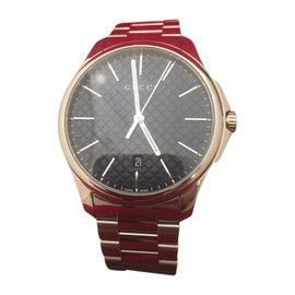 Gucci YA126316 Stainless Steel Unisex Watch