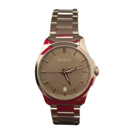 Gucci YA126526 Stainless Steel Unisex Watch