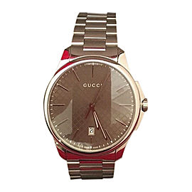 Gucci YA126317 Stainless Steel Womens Watch