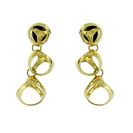 Di Modolo Triadra 18K Yellow Gold Earrings