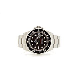 Rolex DeepSea Dweller 126600 Stainless Steel with Black Dial 43mm Mens Watch