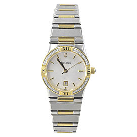 Bulova 98R011 27mm Womens Watch