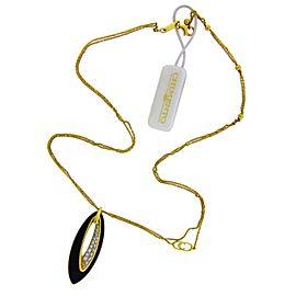 Chimento 18K Yellow Gold Diamond Necklace