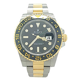 Rolex GMT Master II 116713LN 40mm Mens Watch