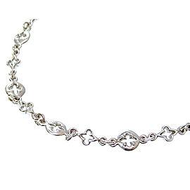 Loree Rodkin 18K White Gold Necklace