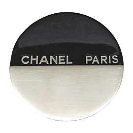 Chanel Stainless Steel Brooch