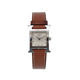 Hermes H Watch HH 1 210 25mm Womens Watch