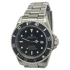 Rolex Transitional Sea-Dweller 16600 Vintage 40mm Mens Watch