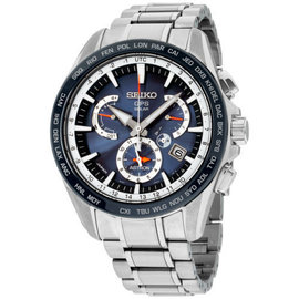 Seiko Astron SSE053 45mm Mens Watch