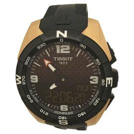 Tissot T091.420.47.207.00 45mm Mens Watch