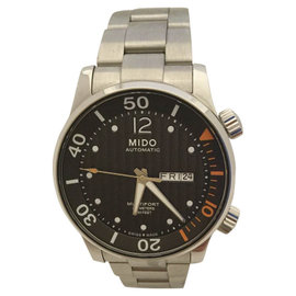 Mido Multifort M0059301106000 42mm Mens Watch