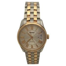 Mido Belluna II M024.207.22.033.00 33mm Womens Watch