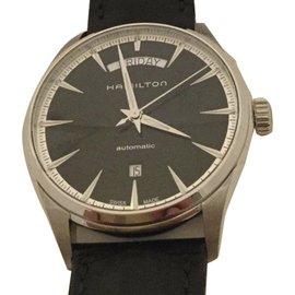 Hamilton Jazzmaster Day Date H42565731 42mm Mens Watch