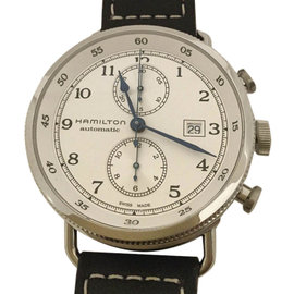 Hamilton Khaki H77706553 44mm Mens Watch