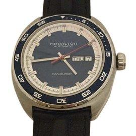 Hamilton Pan Europ Day-Date H35405741 42mm Mens Watch
