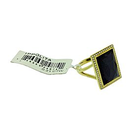 Ippolita Diamond, Hematite Ring