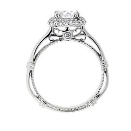 Verragio White Gold Diamond Engagement Ring