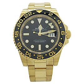 Rolex GMT-Master II 116718LN 40mm Mens Watch