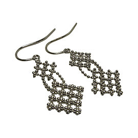 Tiffany & Co. 18K White Gold Earrings